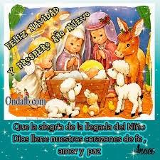 Frases De Navidad Y Año Nuevo: Feliz Navidad Y Prospero Año Nuevo
