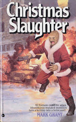 'Mutants Amok: Christmas Slaughter' by Mark Grant