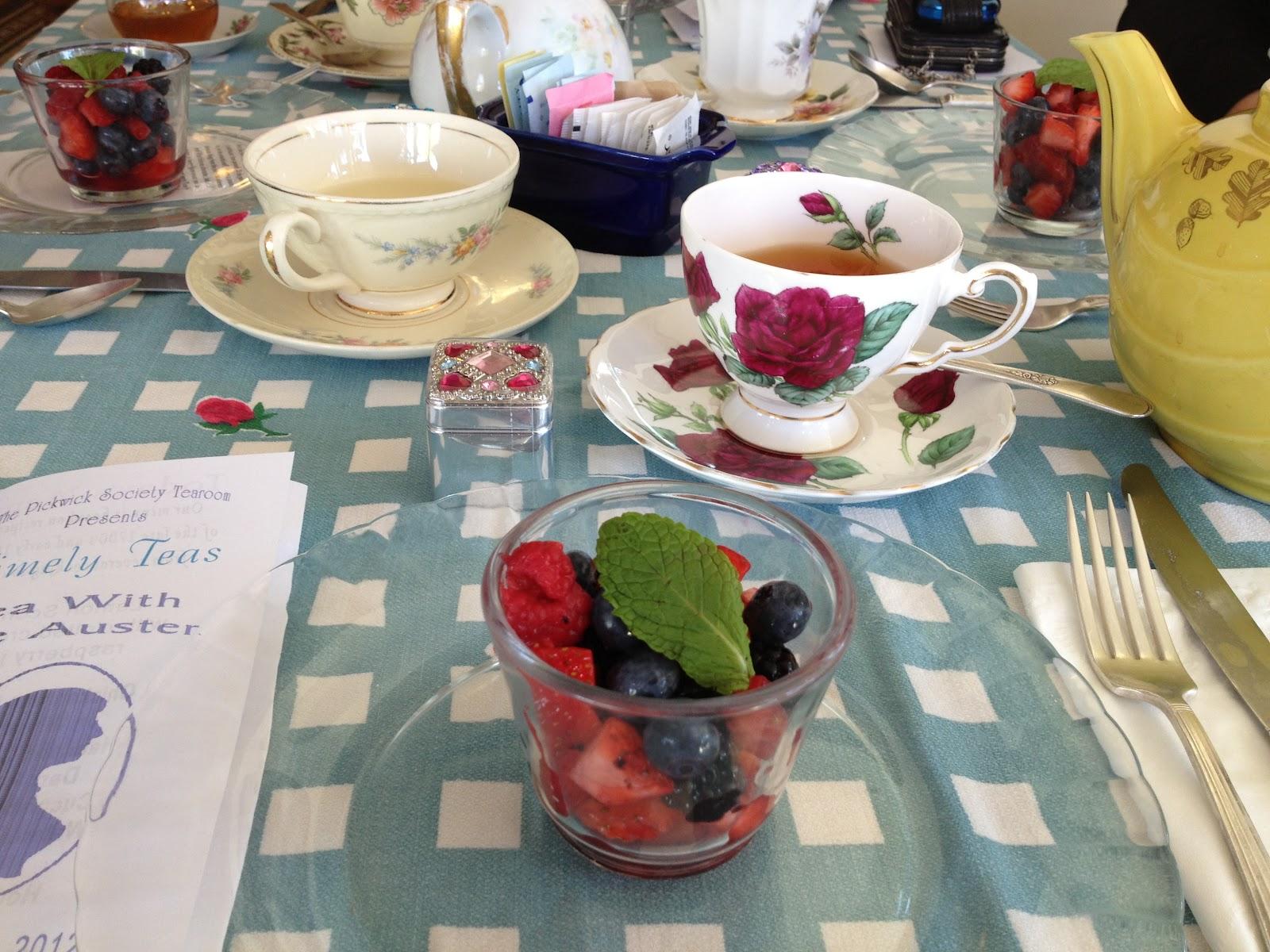 Pickwick Society Tea Room