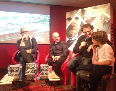 Evento de presentación del DVD y Blu-ray de 'El desconocido'
