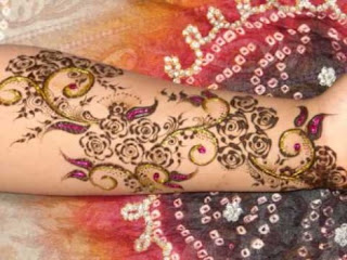For Women Mehndi Design