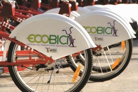 El 5º aniversario de Ecobici en México
