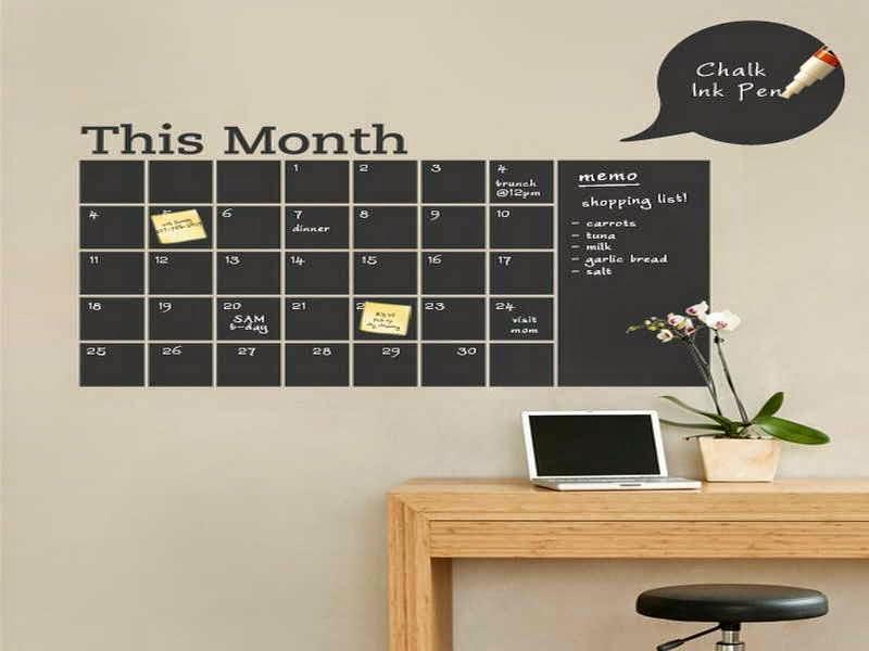 kalendarz diy 2015