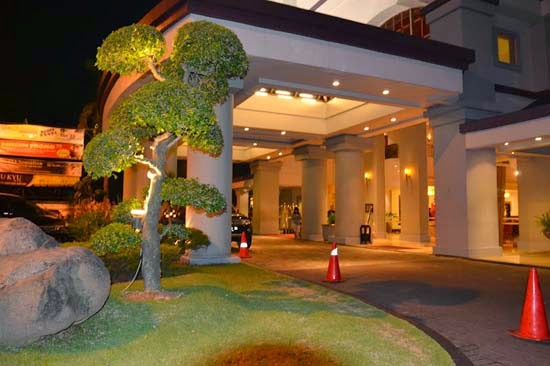 Grand Candi Hotel Semarang Sisingamangaraja