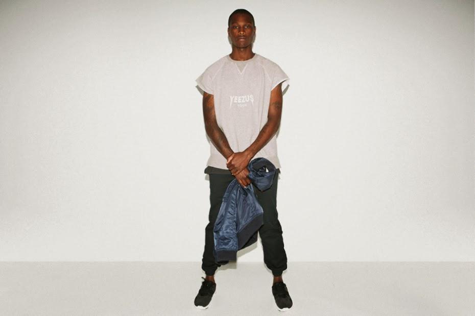 Yeezus Tour Merch Sweatshirt Kanye west s yeezus tourYeezus Tour Merch Sweatshirt
