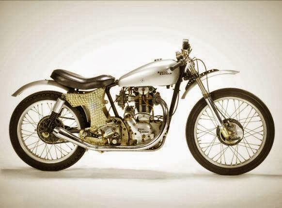 1949 Royal Enfield 250cc Racing Motorcycle | Bonhams Auction | The ex-Bill Lomas 1949 Royal Enfield 250cc racer | The vintagent