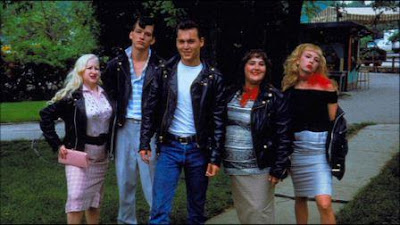 Cry Baby, pelicula kitsch / gay 4