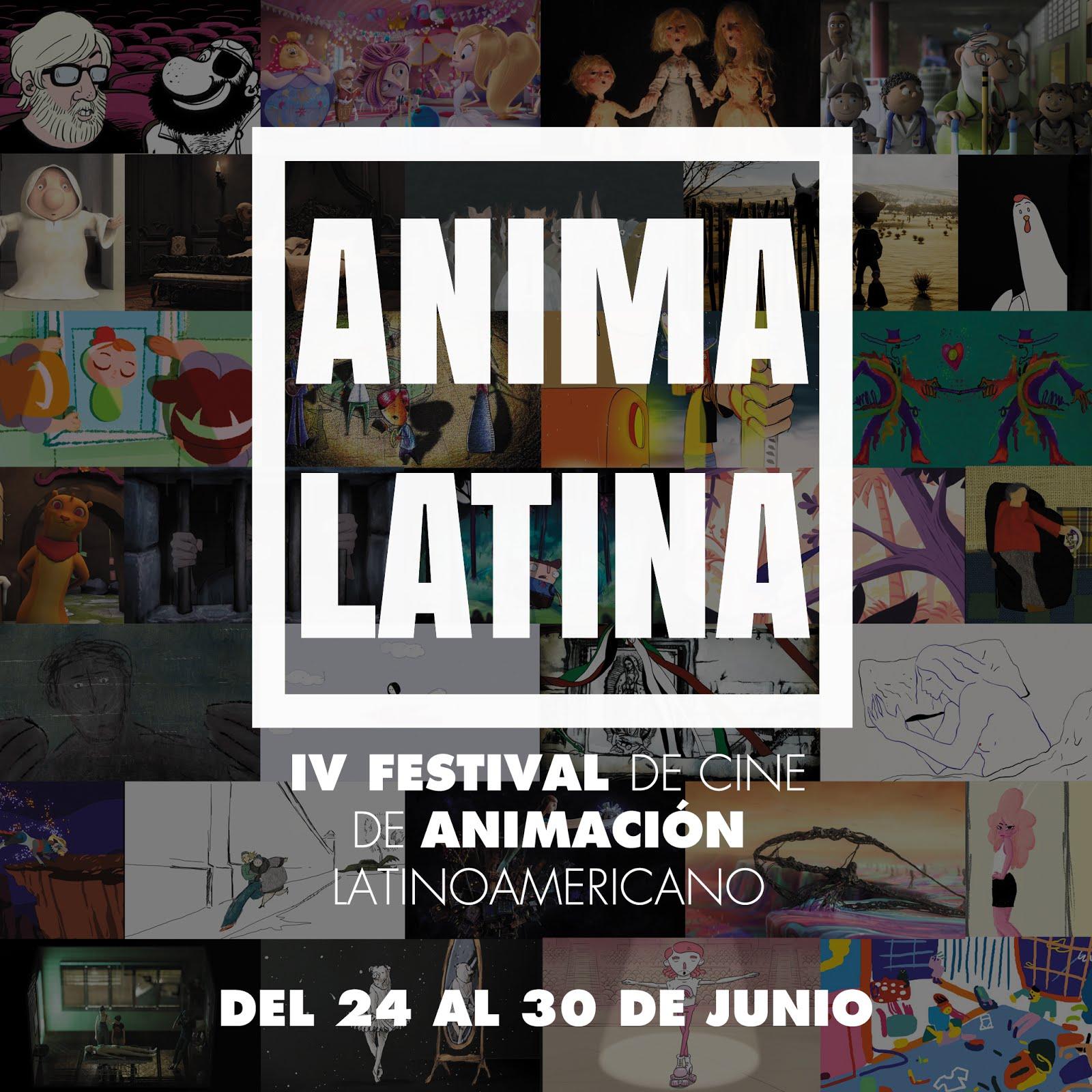 ANIMA LATINA, IV Festival de Cine de Animación Latinoamericano