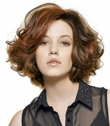 Peinados Pelo Rizado Media Melena - Peinados para pelo rizado ideas para copiar [FOTOS] Ella Hoy