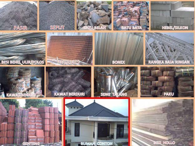 Harga Bahan Bangunan 2012