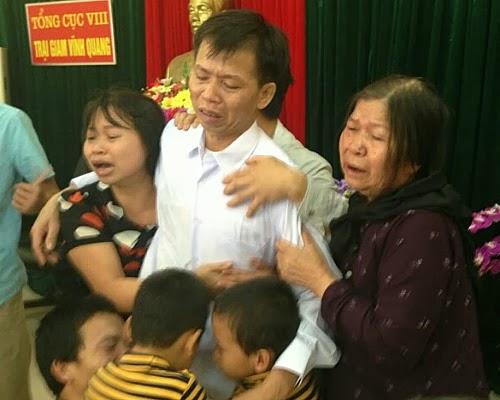 Chiều nay mở phiên tái thẩm vụ Nguyễn Thanh Chấn