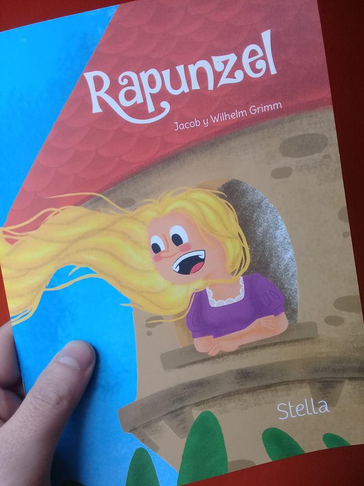 Rapunzel editorial Parmenia 2017