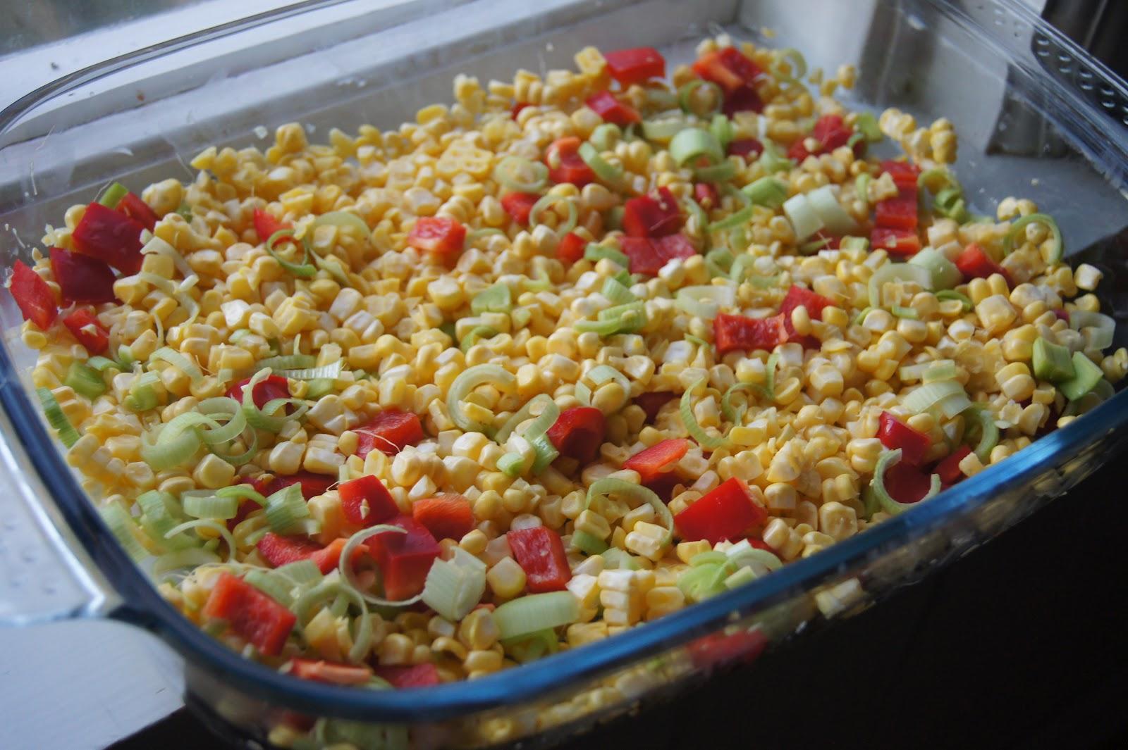 Creamy Vegan Corn Casserole
