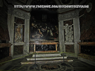 Capilla Chigi en Santa Maria del Popolo Roma