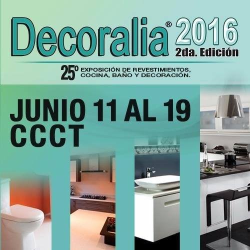 Decoralia 2016 2da Edicion