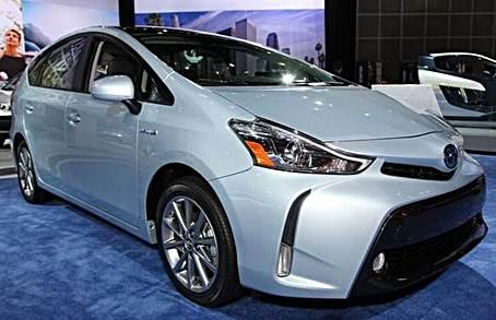 2016 Toyota Prius V Redesign Auto Toyota Review