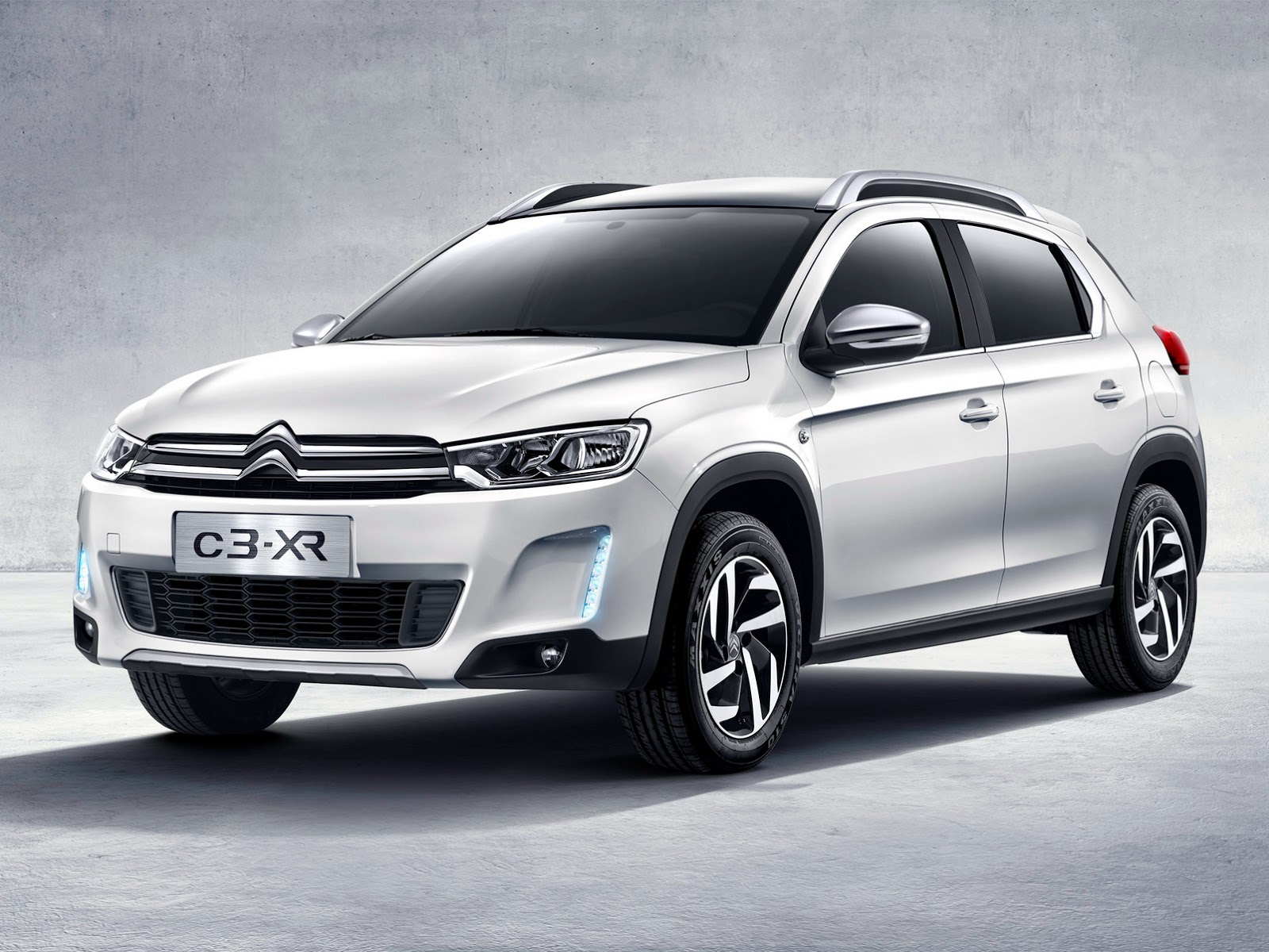 New Citroen C3 Xr Small Suv Wears Its Production Outfit