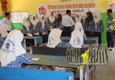 Indocement Beri Beasiswa 22 Sekolah