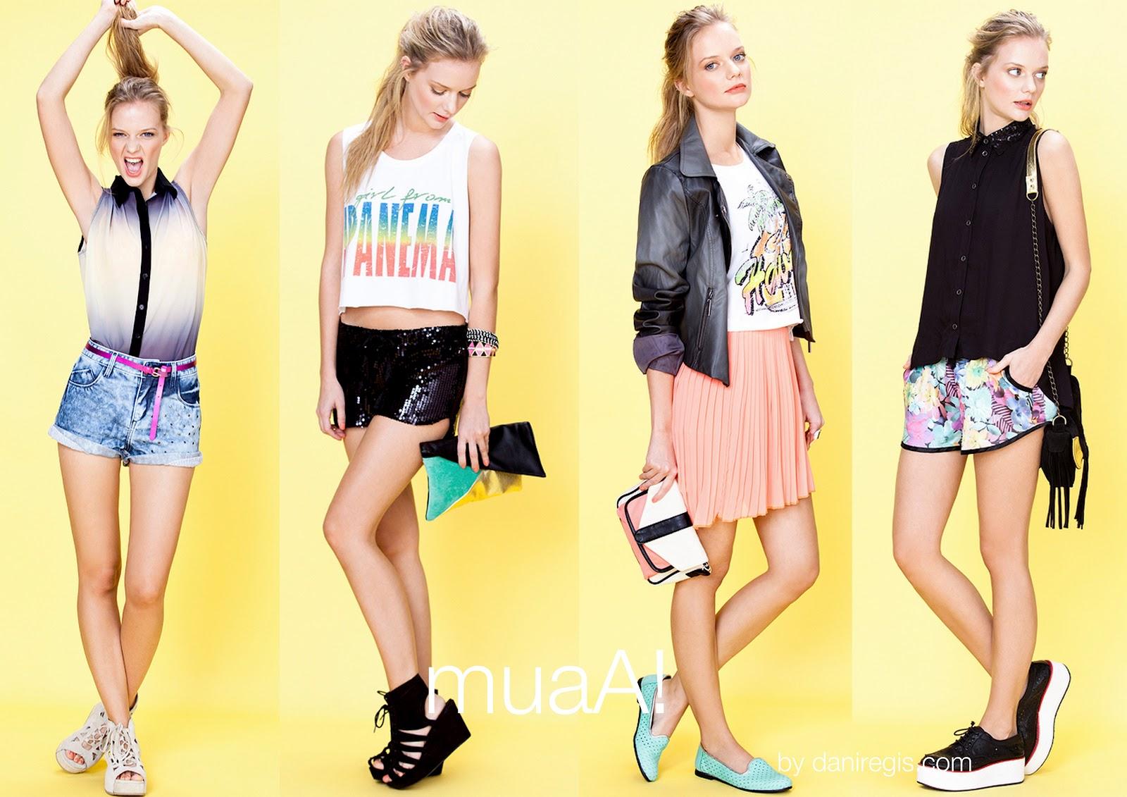 Que estão na moda teen e achei essas roupas que podem ser pra ir ao