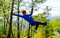 Eco-friendly zipline