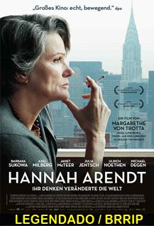 Assistir Hannah Arendt Legendado 2013 Online