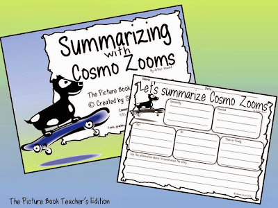 http://thepicturebookteachersedition.blogspot.com/2013/06/cosmo-zooms-by-arthur-howard.html