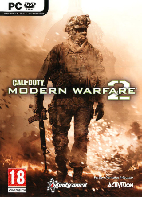 call of duty modern warfare 2 pc. Call of Duty: Modern Warfare 2