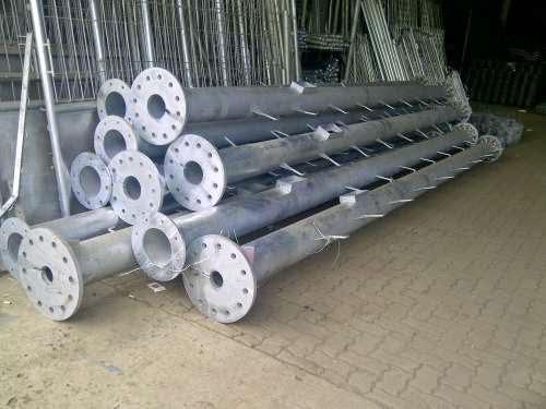 Jual Tiang monopole Murah Harga Pabrik. distributor pagar brc. Hot Dip Galvanis dan Elektroplating