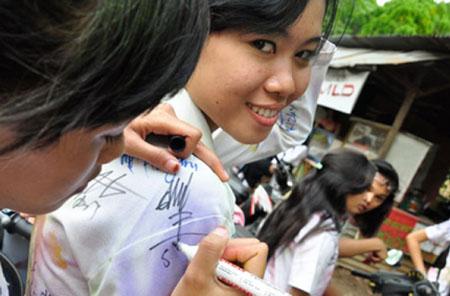 Perayaan Kelulusan Anak SMP Yang Tak Patut Dicontoh