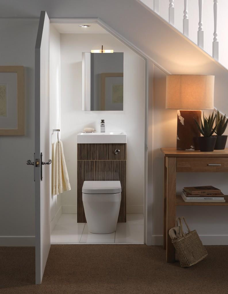 Baño Bajo Escalera Arquitectura:Topsecret Deco: Bajo las escaleras