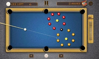 Screenshots of the Pool billiards pro for Android tablet, phone.