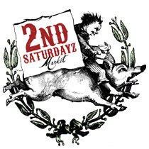 2nd Saturdayz Mark your calendars for 2013.... A Must See &amp; Shop Show