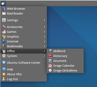 office Xubuntu
