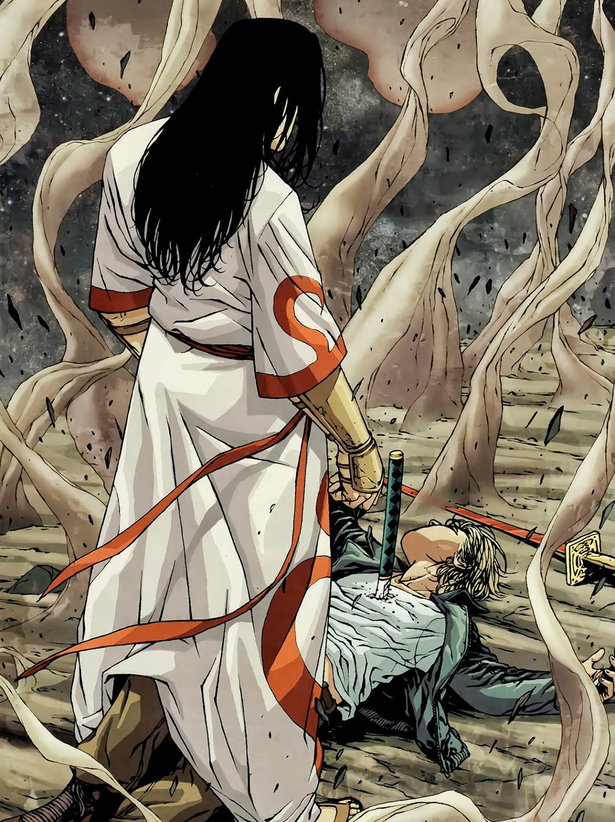 Gorgon (Marvel Comics) Character Review - Fight and Kill