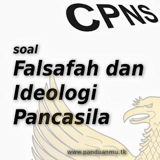 soal CPNS Falsafah dan Ideologi Pancasila
