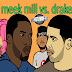 FILNOBEP- Drake and Meek Mill's Ghostwriter Beef {Narrated by Gucci Mane} [Animated] (Video)