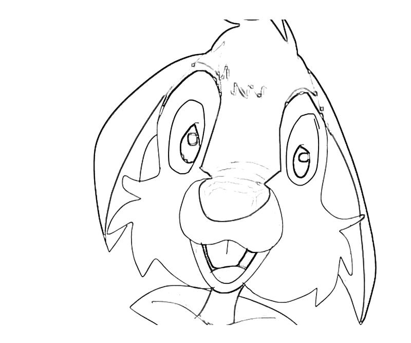 brer rabbit coloring pages - photo#8