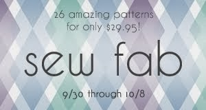 Sew Fab e-Bundle Sale!!!