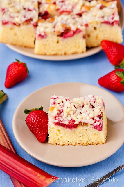 Najlepsze ciasto z owocami i kruszonką
