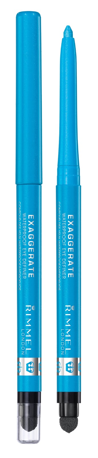 Preview: Nuove Exxagerate Waterproof - Rimmel London