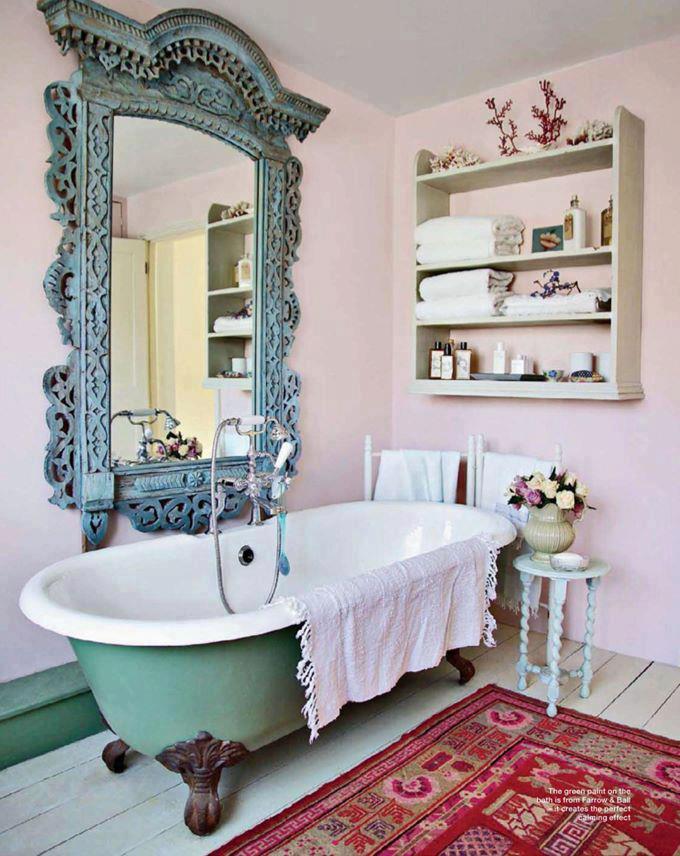 Decoracion Baño Romantico:Amo la decoración: BAÑOS ROMANTICOS