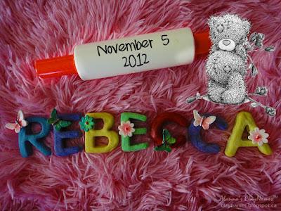 Rebecca November 5 2012