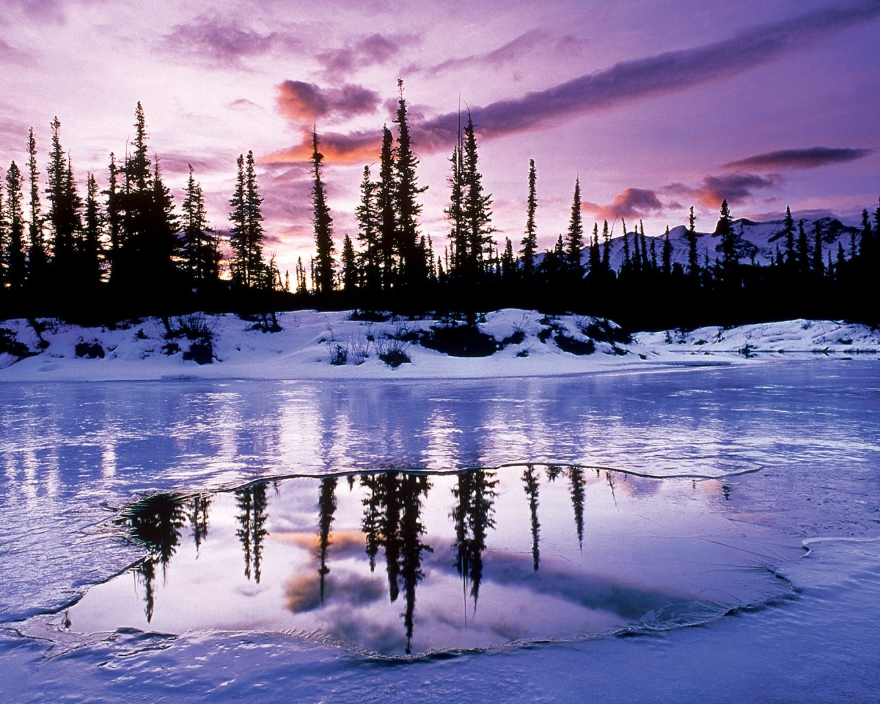 awesome nature wallpapers winter - photo #2