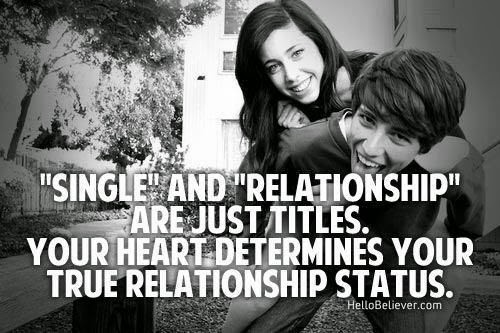 The meaning of a dating relationship