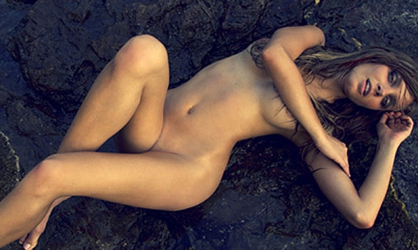Internacional Elizabeth Loayza Al Desnudo