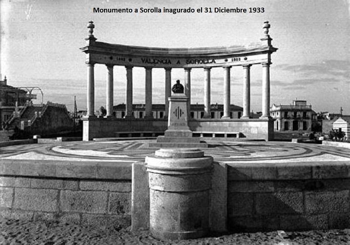 Monumento a Sorolla