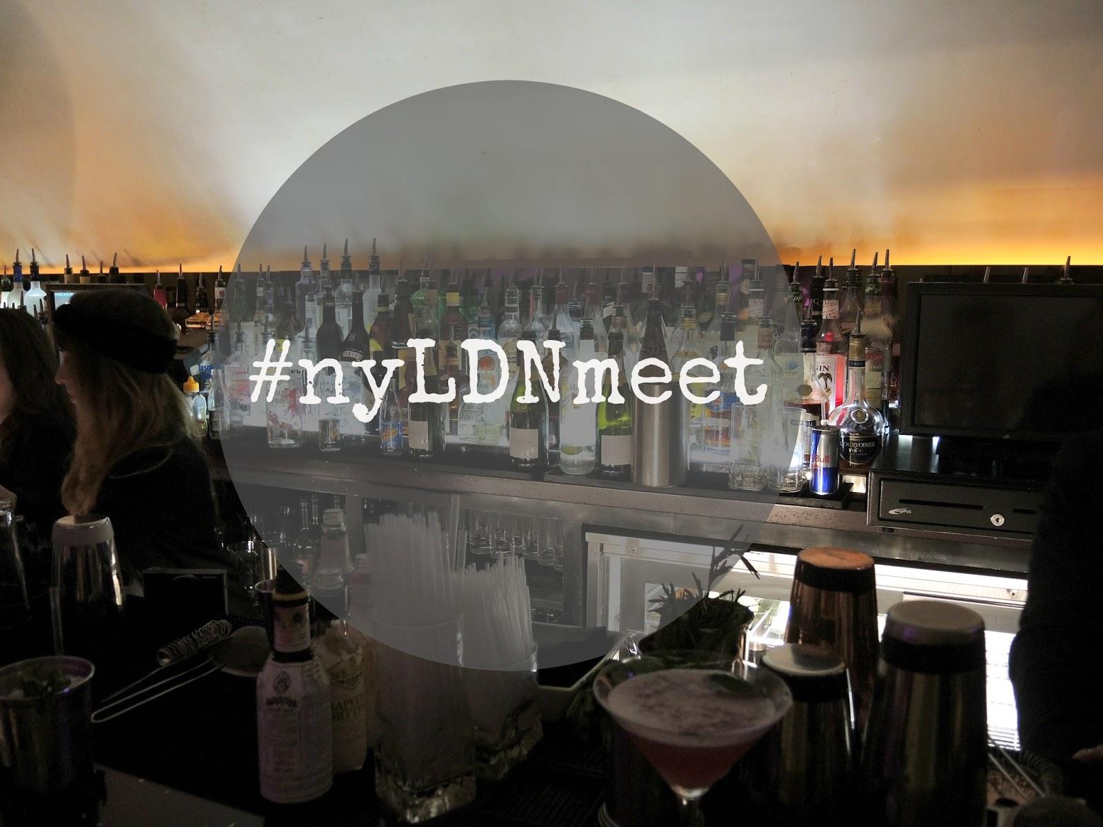 #nyLDNmeet