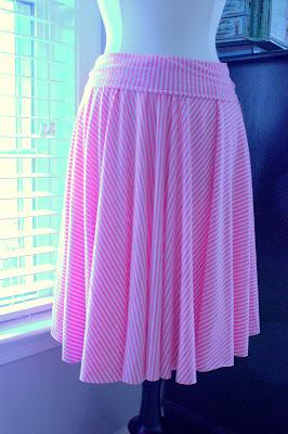 easy circle skirt