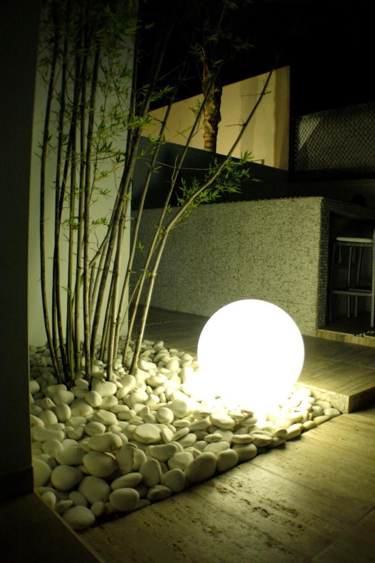 Dolce hogar consejos para iluminar cada zona de tu jard n - Iluminacion de jardines ...