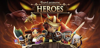 Tiny Legends: Heroes 1.21 MOD APK DATA Files Download-i-ANDROID